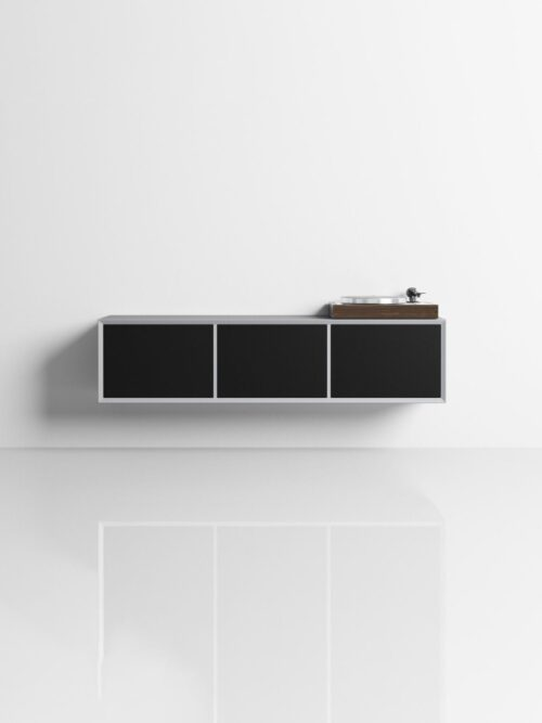 A high quality table for your turntable and vinyl collection