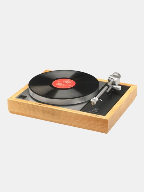 The top of the range turntable by linn offers unrivalled sound quality and build quality.