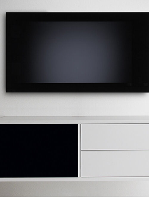 The 220 by Clic furniture gives you a minimal and high quality storage solution for your television.