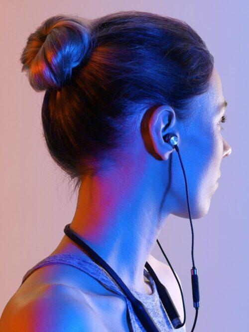 wireless in ear headphones by RHA look comfortable