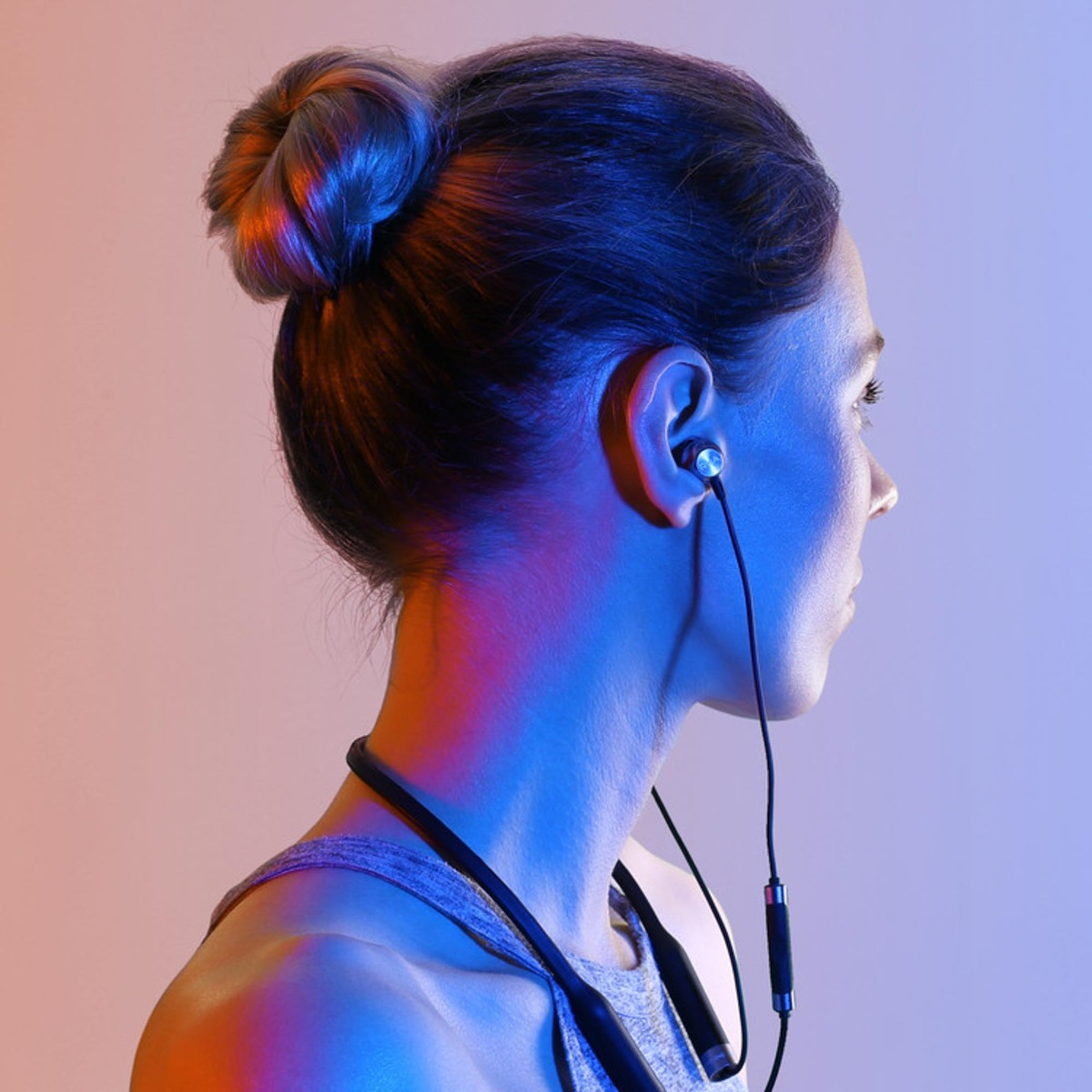wireless in ear headphones by RHA look comfortable