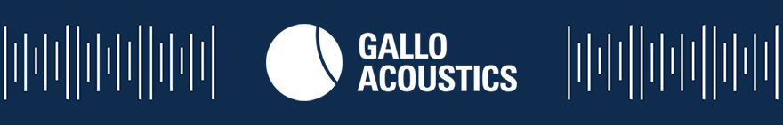 Shop Gallo Acoustics at Bollo Store