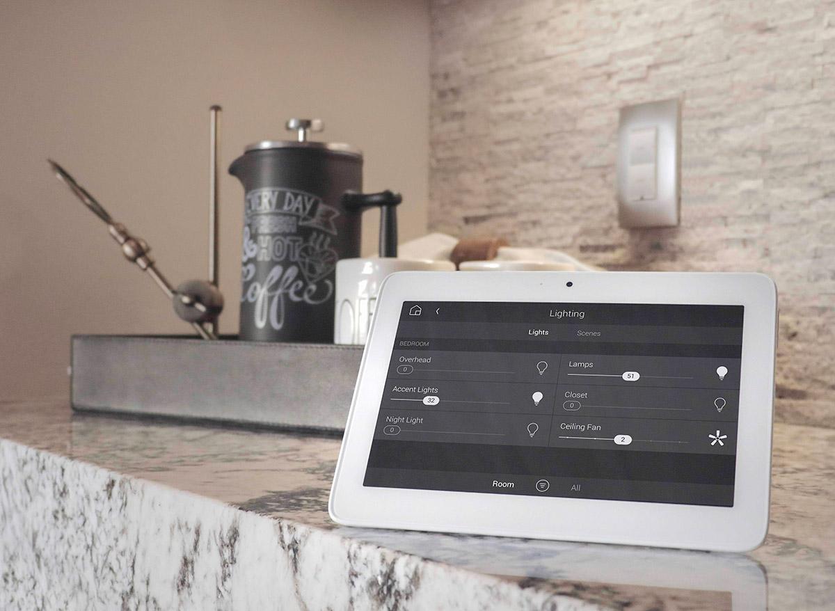 Control4 Smart Home: Lighting