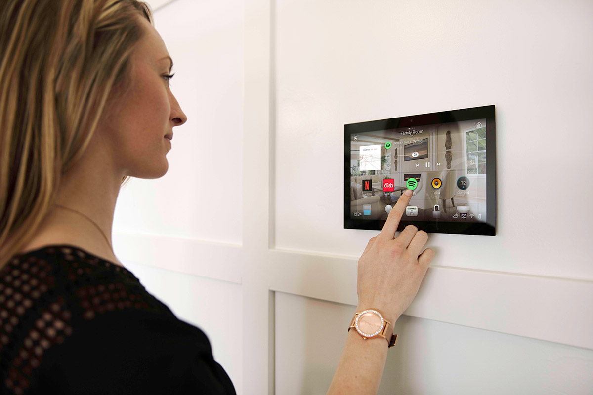 Control4 Smart Home: Multi-Room Audio
