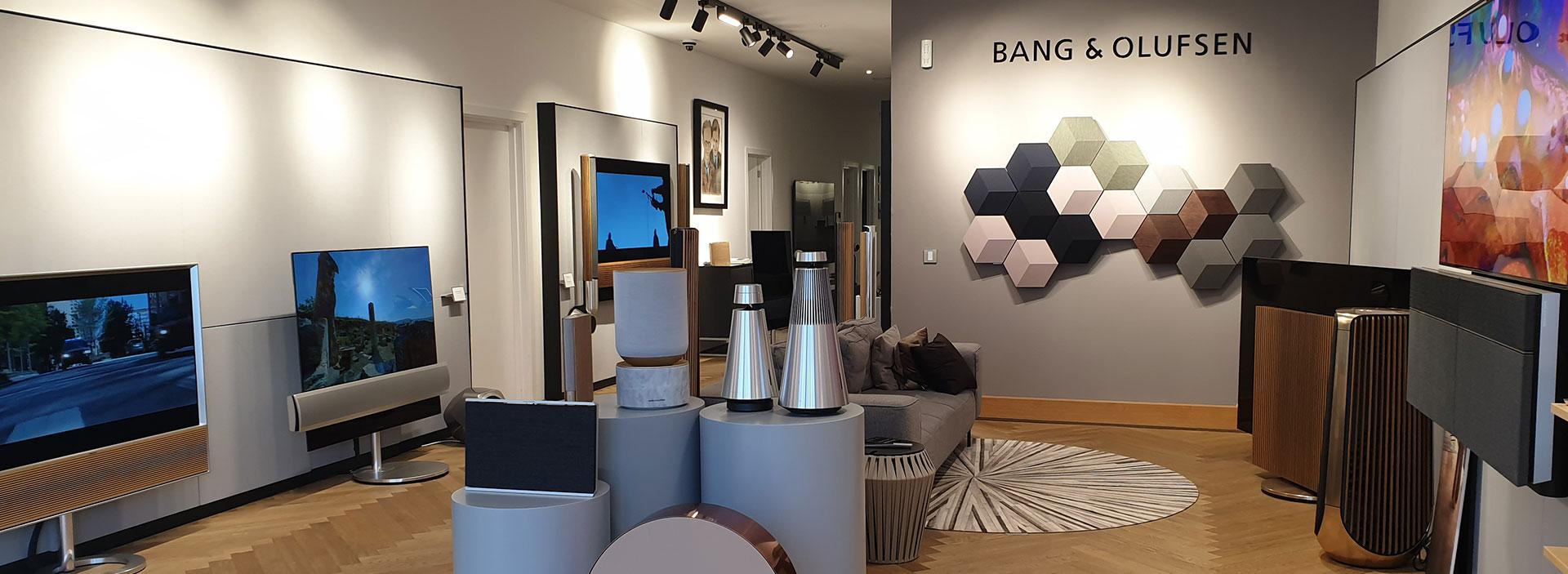 Bollo Store Glasgow Bang & Olufsen